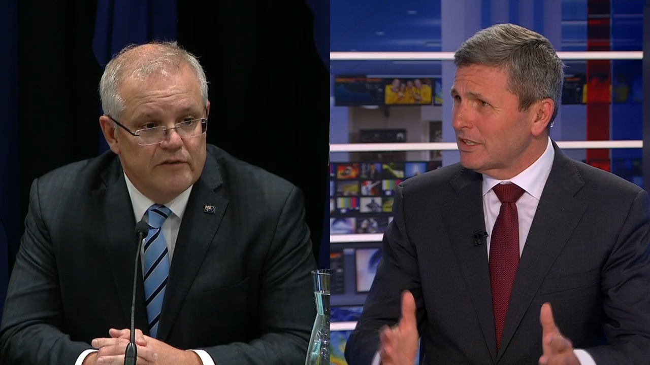 Australia's Home Affairs Minister Tests Positive For Coronavirus