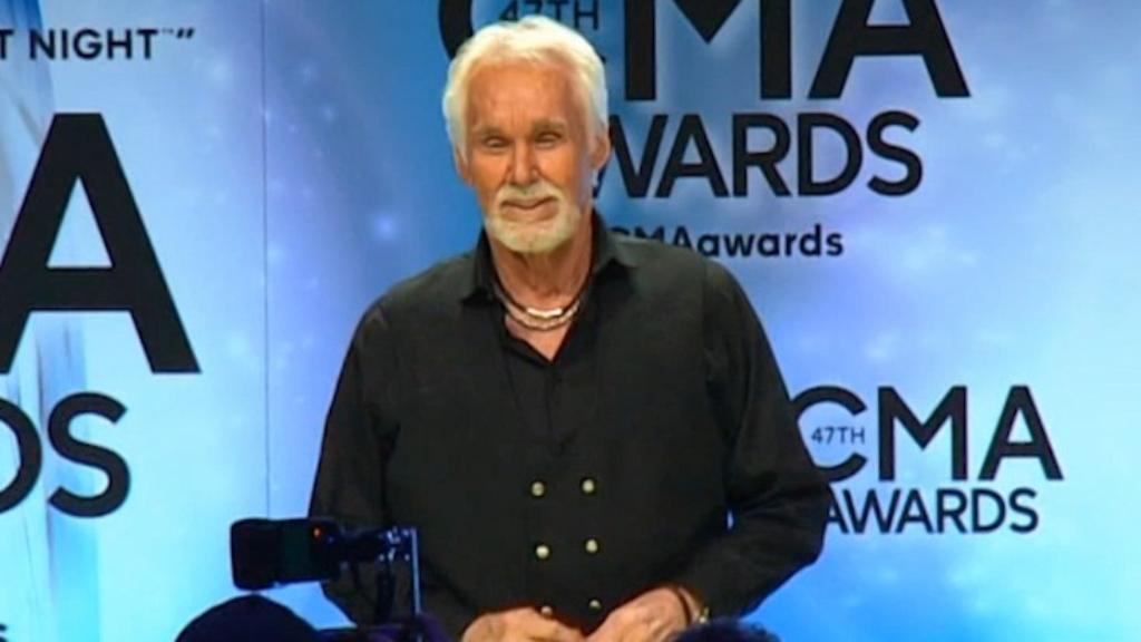 Singer Kenny Rogers dies age 81