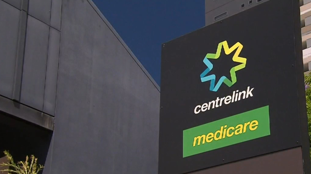 Minister Makes A Statement About The Long Centrelink Queues Around Australia