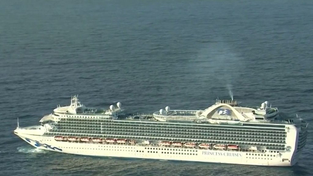 Australia's coronavirus death toll rises after another cruise ship passenger dies