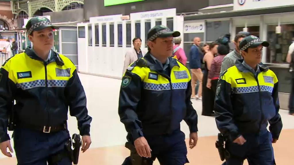 Coronavirus: Police crack down on social distancing