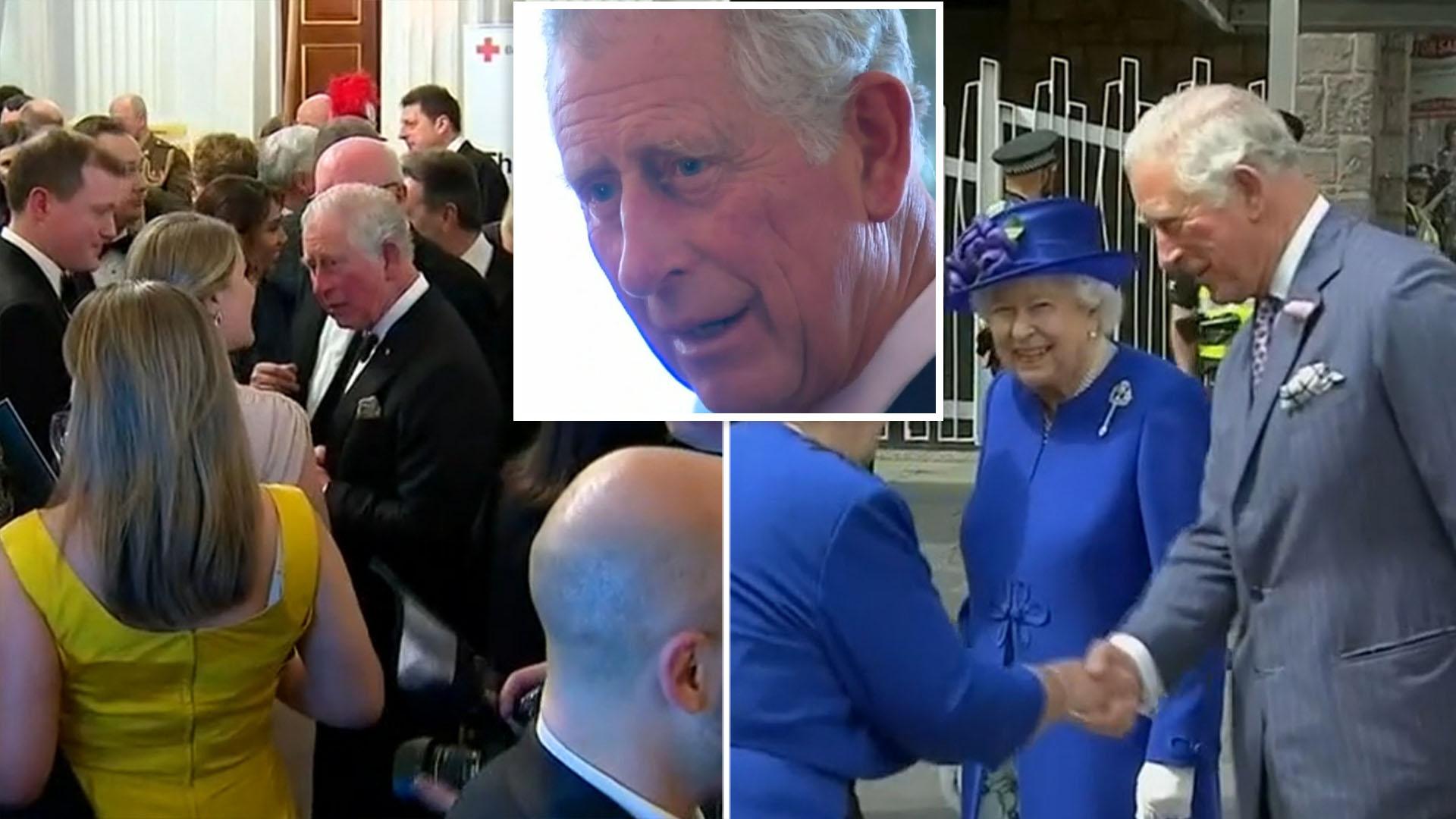 Coronavirus: Prince Charles tests positive for virus