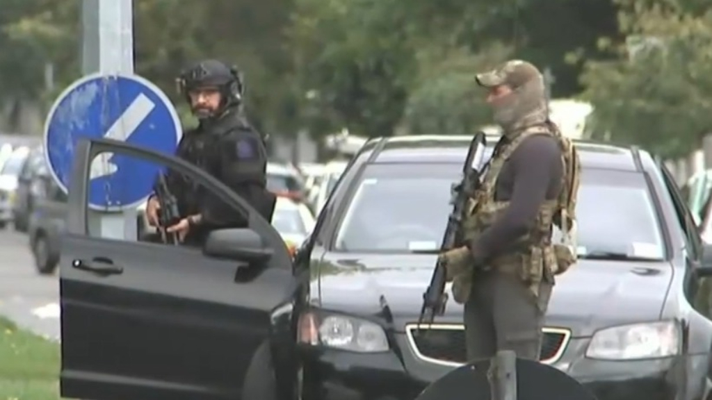 Man accused of Christchurch mosque killings pleads guilty