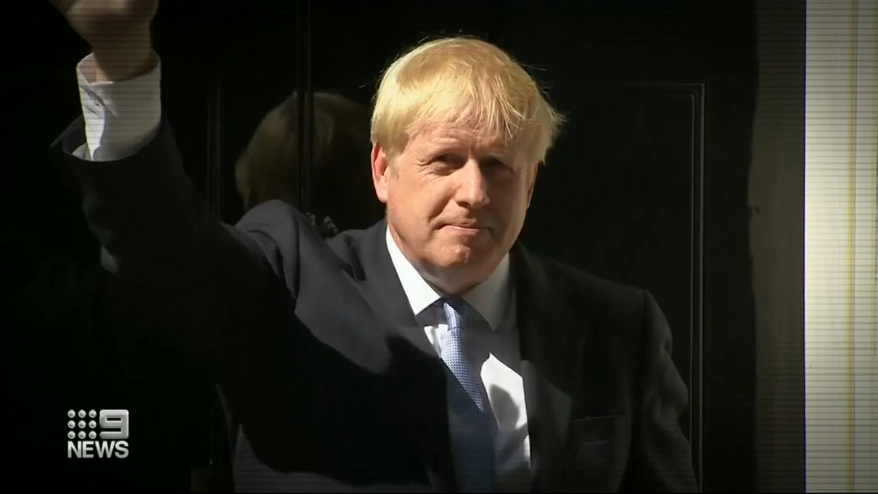 Coronavirus: Boris Johnson becomes first positive world leader