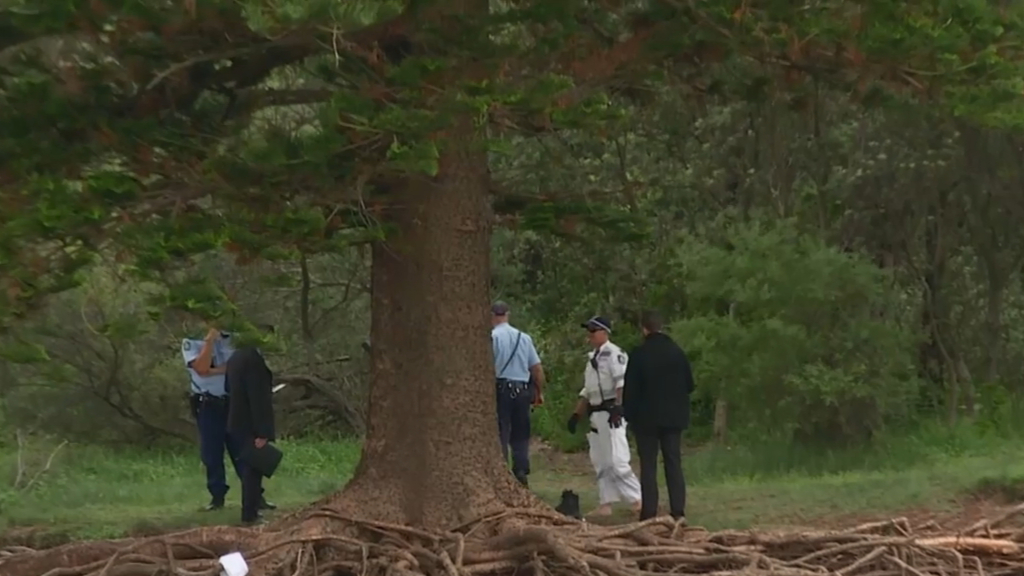 Body found on Wollongong beach