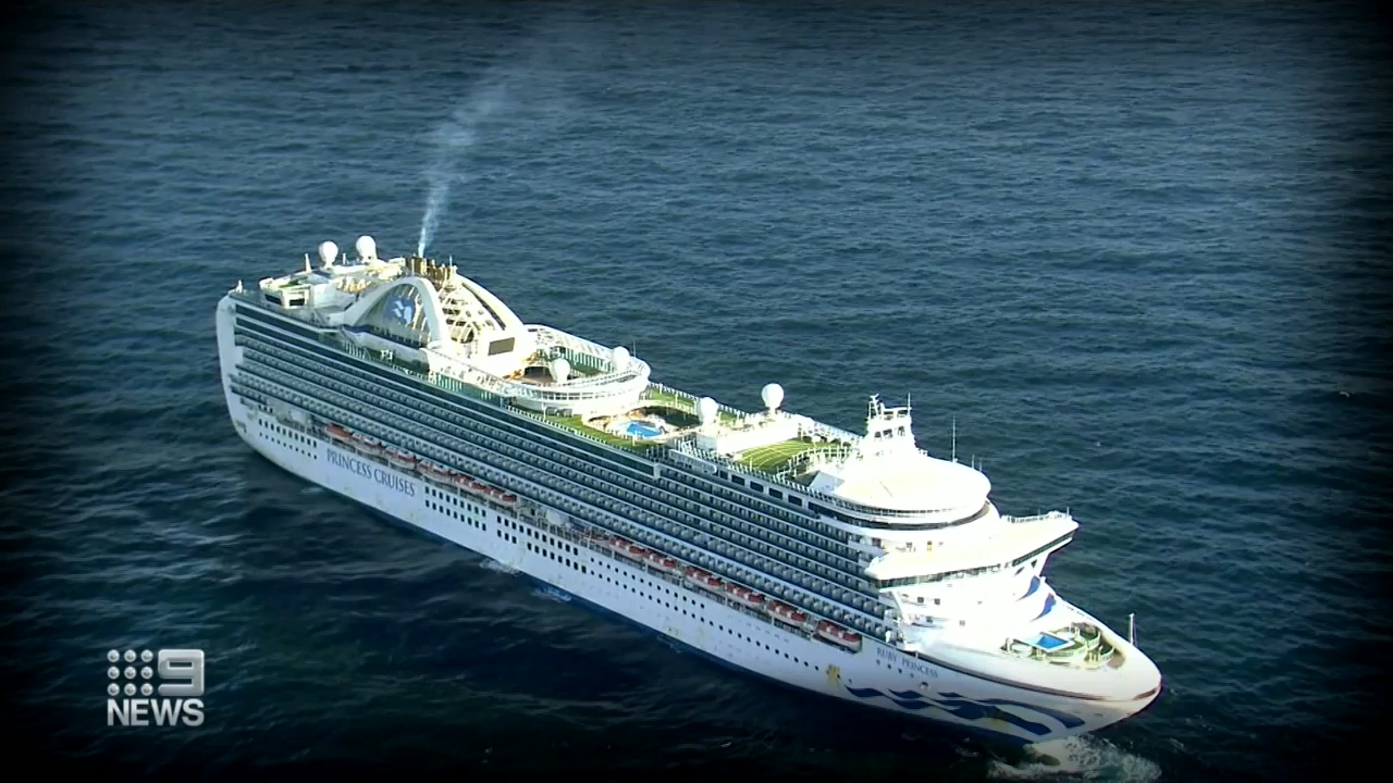 Corona RNA found in cruise ship cabins even after 17 days CDC