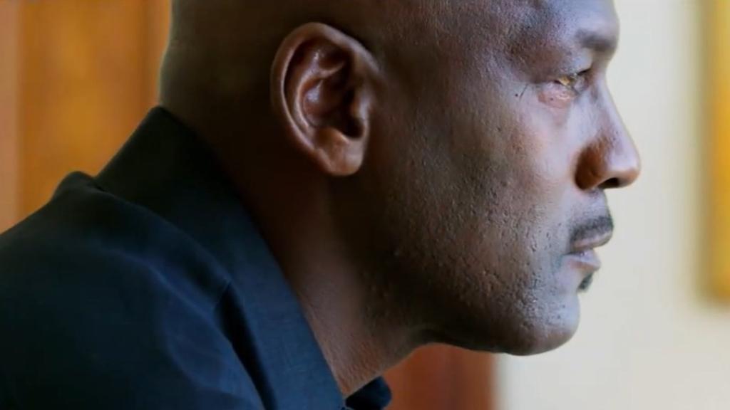 Michael Jordan ESPN trailer
