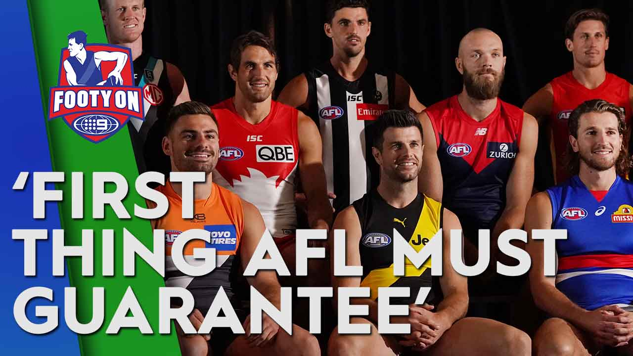 Talk of the Town: Why AFL must ensure all 18 clubs survive