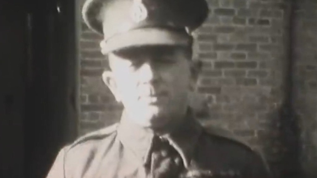 Secret WWII spy centre footage found