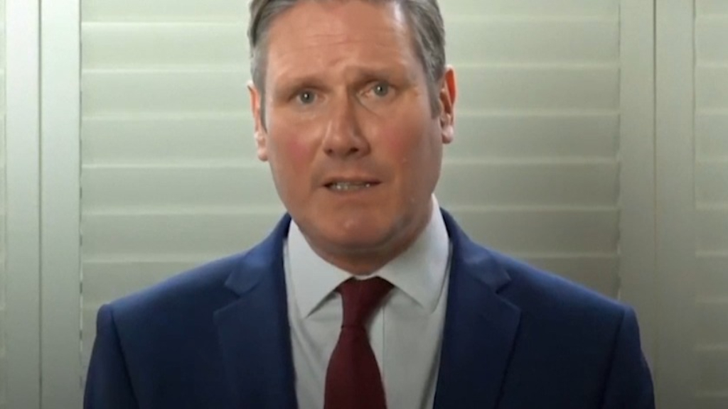 Keir Starmer elected UK Labour leader