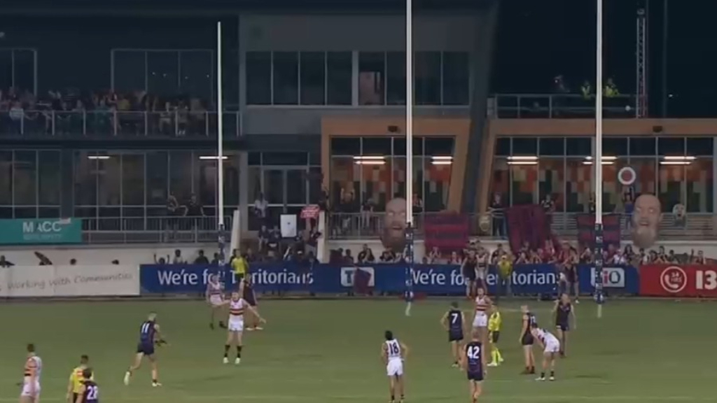 AFL could relocate to Darwin