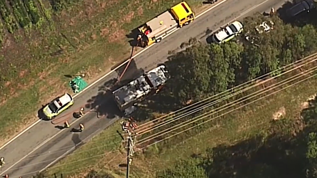 One dead in plane crash on Gold Coast