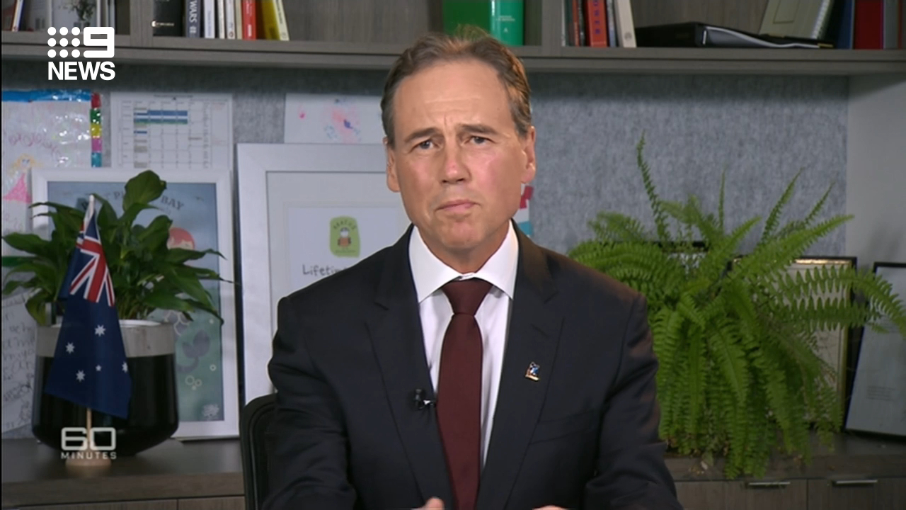 Coronavirus: Greg Hunt speaks on COVID-19 crisis