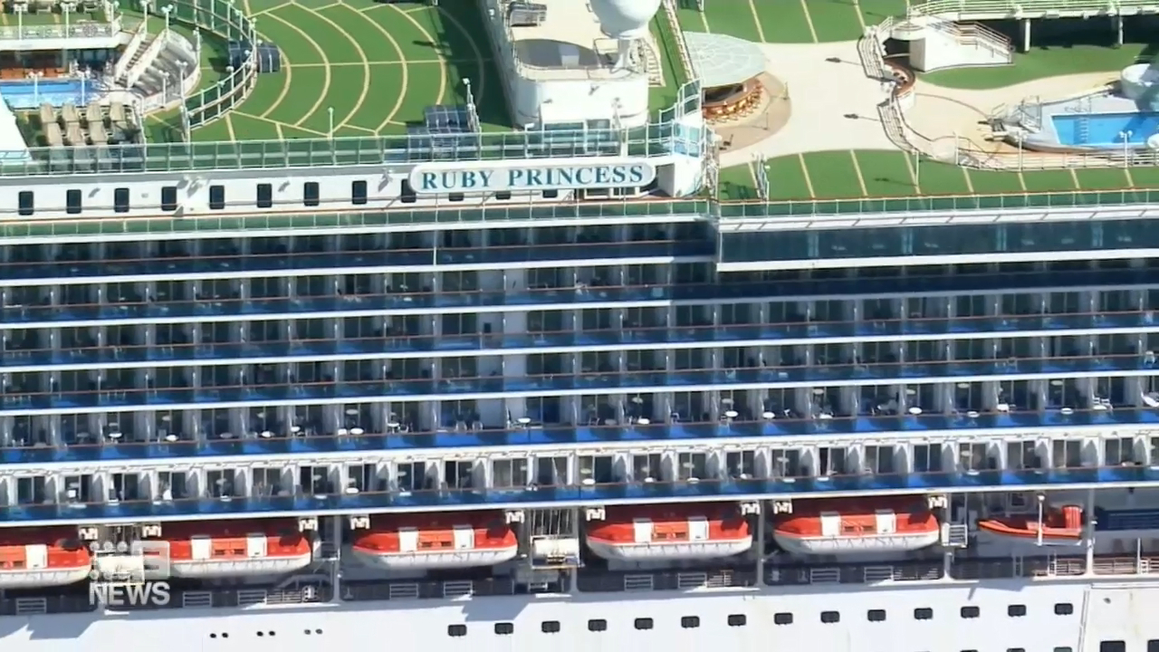 Coronavirus: Perth records first death from the Ruby Princess ship