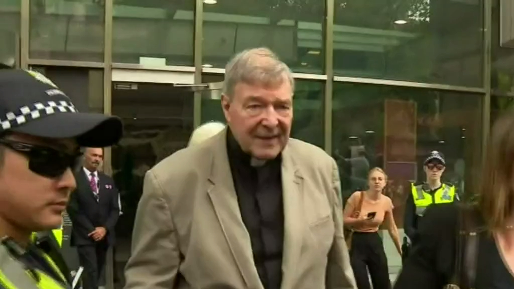 George Pell'd judgement day