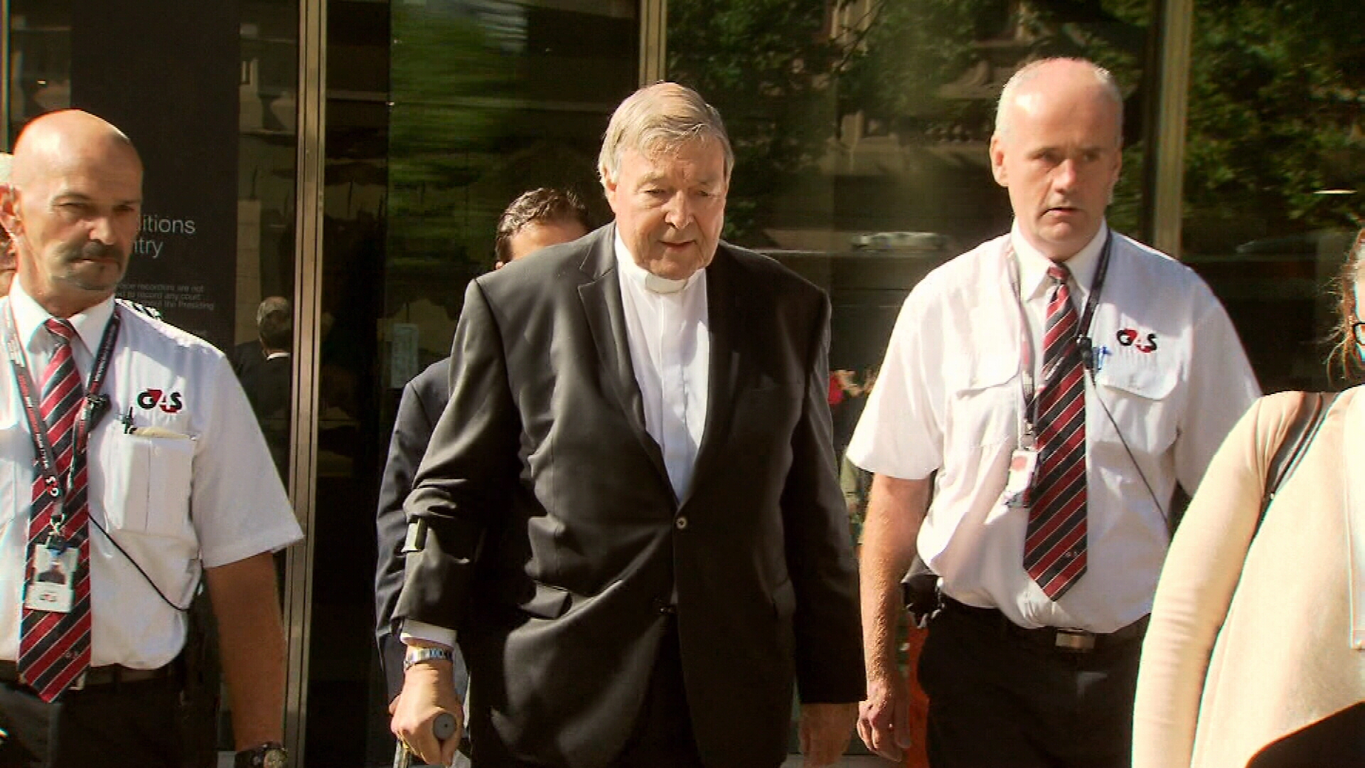Man who accused cardinal says 'case doesn't define me — George Pell