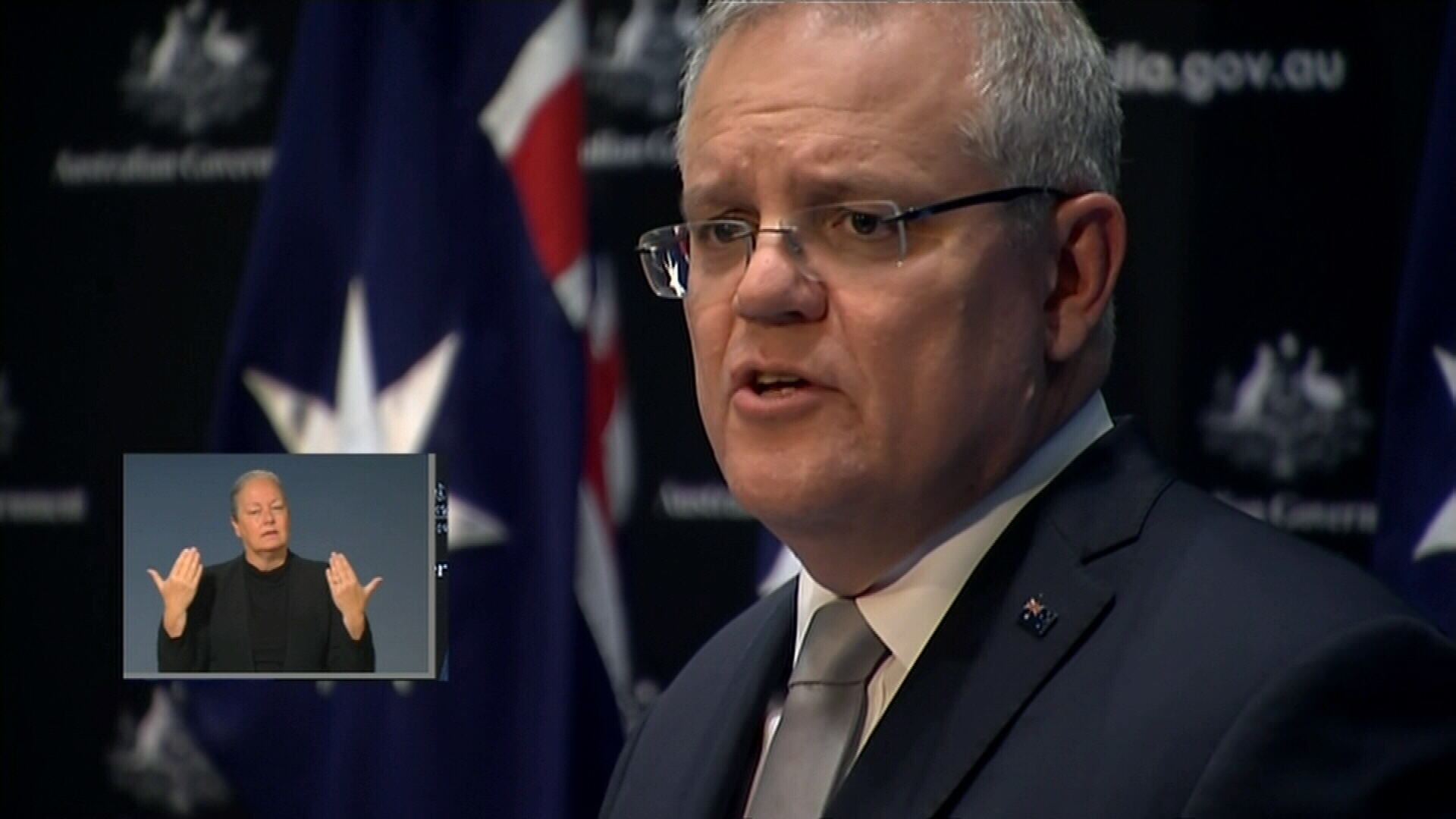 Coronavirus: PM says 'we are making significant progress'