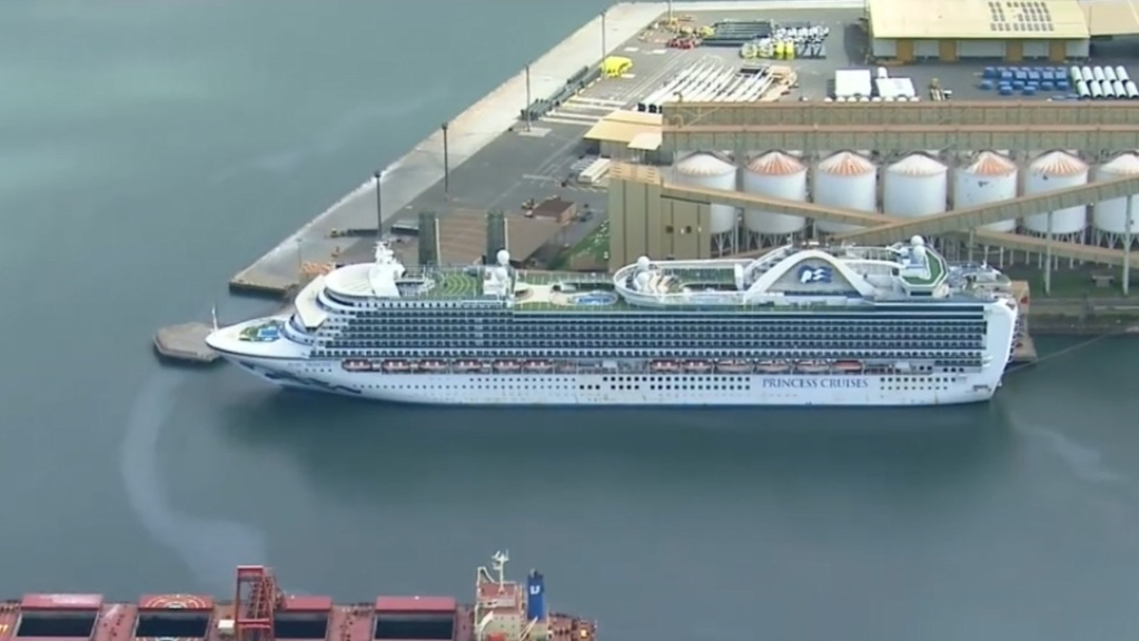 Coronavirus: 14th Ruby Princess passenger dies