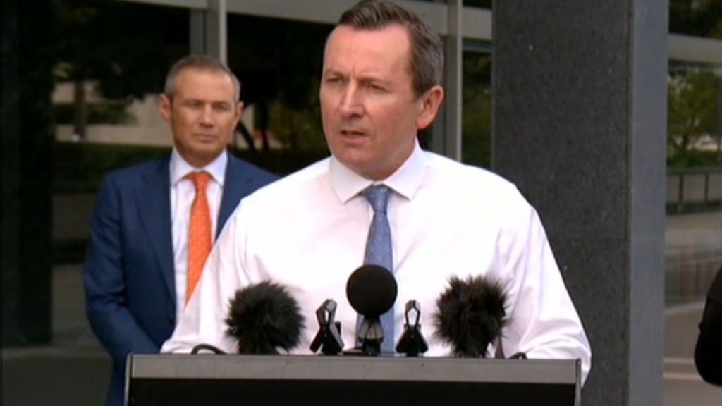 Coronavirus: WA Premier and Health Minister confirm two more deaths