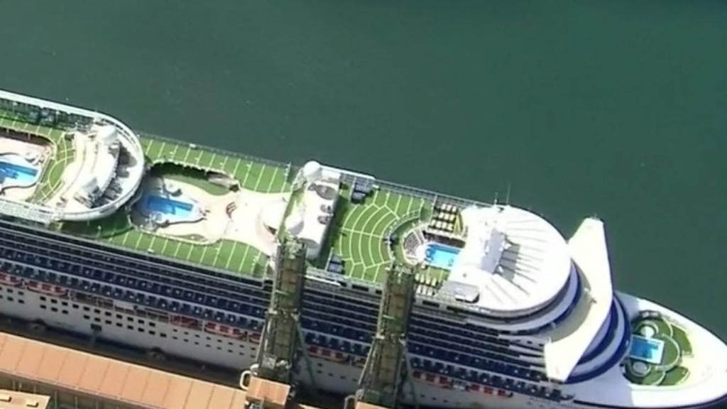 Australian cops board cruise ship blamed for 15 COVID-19 deaths