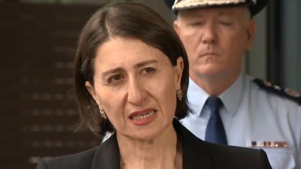 Coronavirus: NSW Premier warns against easing restrictions