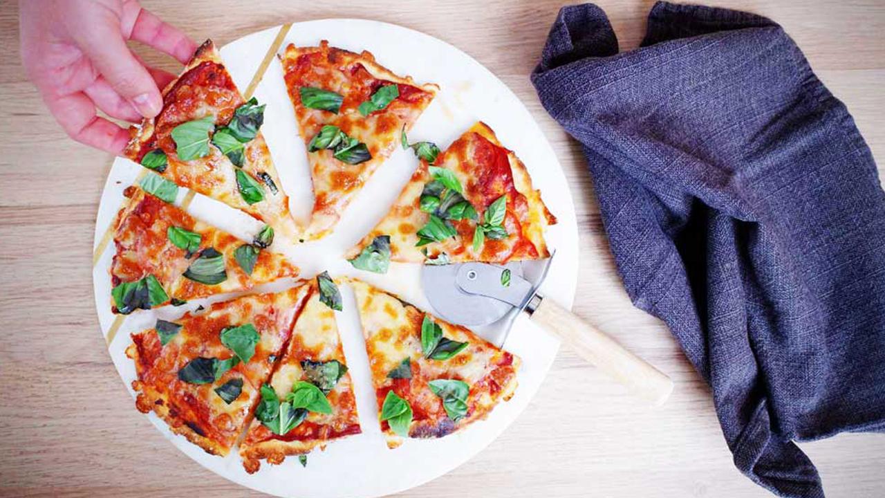 9Honey Quarantine Kitchen cook-along: pizza with hidden beans