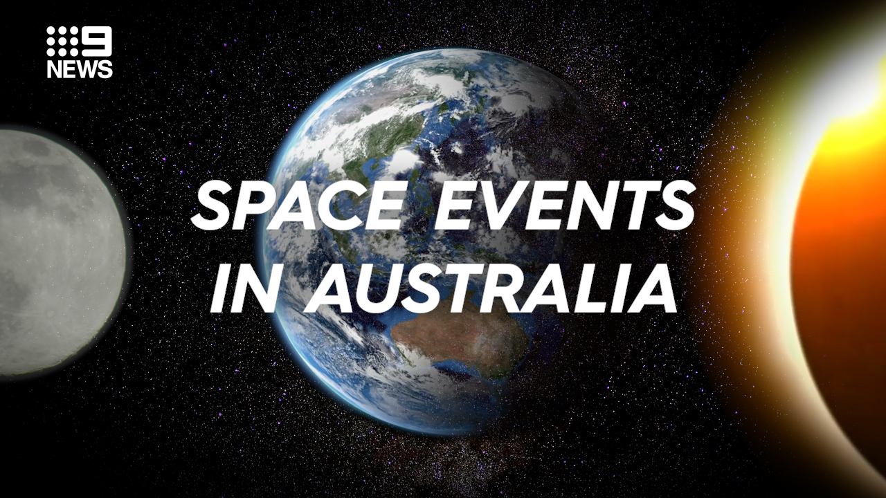 Recurring astronomical events in Australia