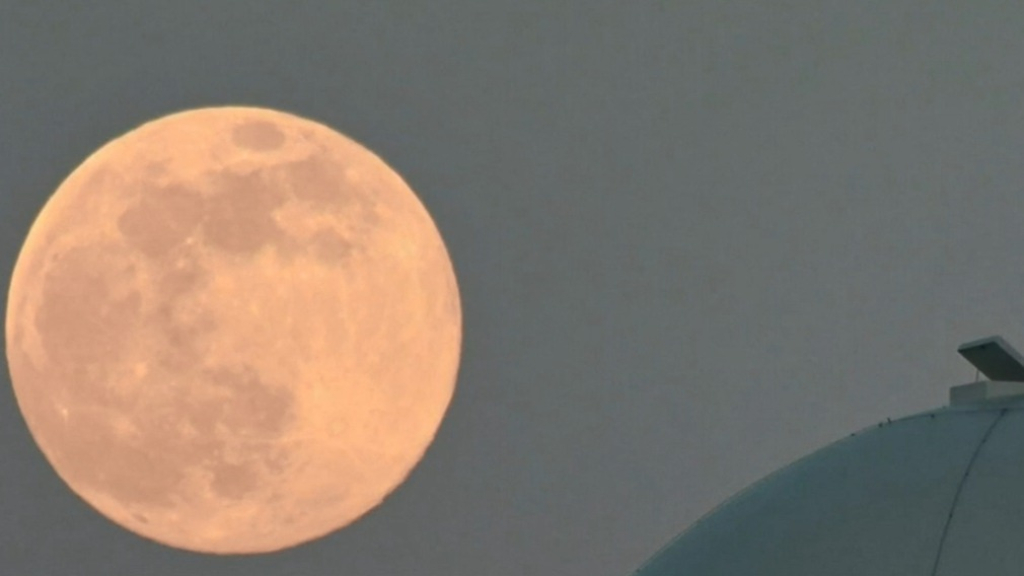 Pink supermoon to enter Australian skies tonight