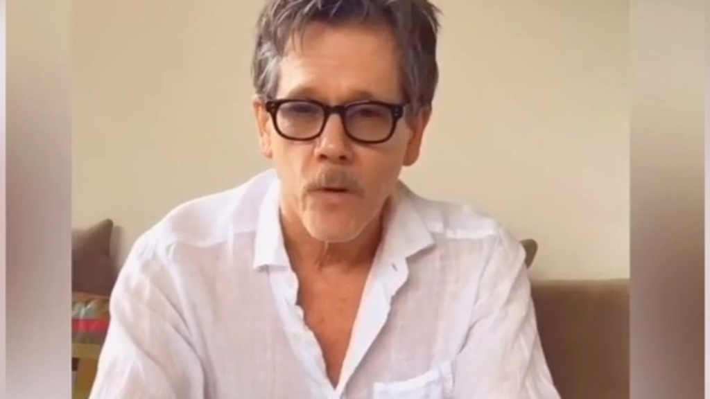 Coronavirus: Kevin Bacon launches 6 Degrees campaign to encourage staying inside
