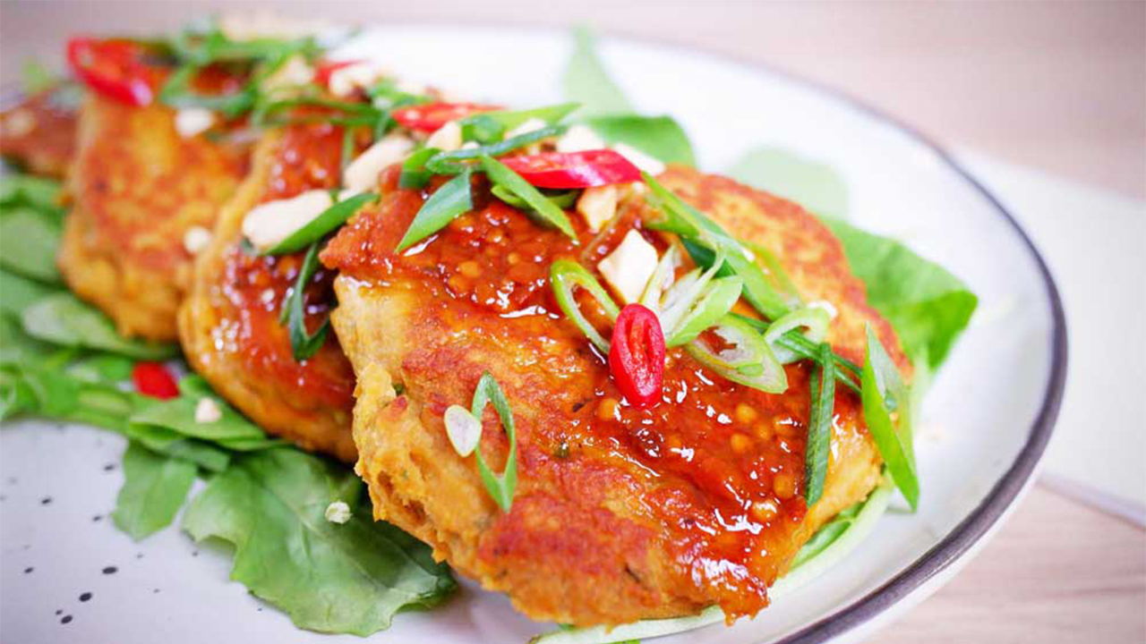 9Honey Quarantine Kitchen cook-along: easy Thai fish cakes