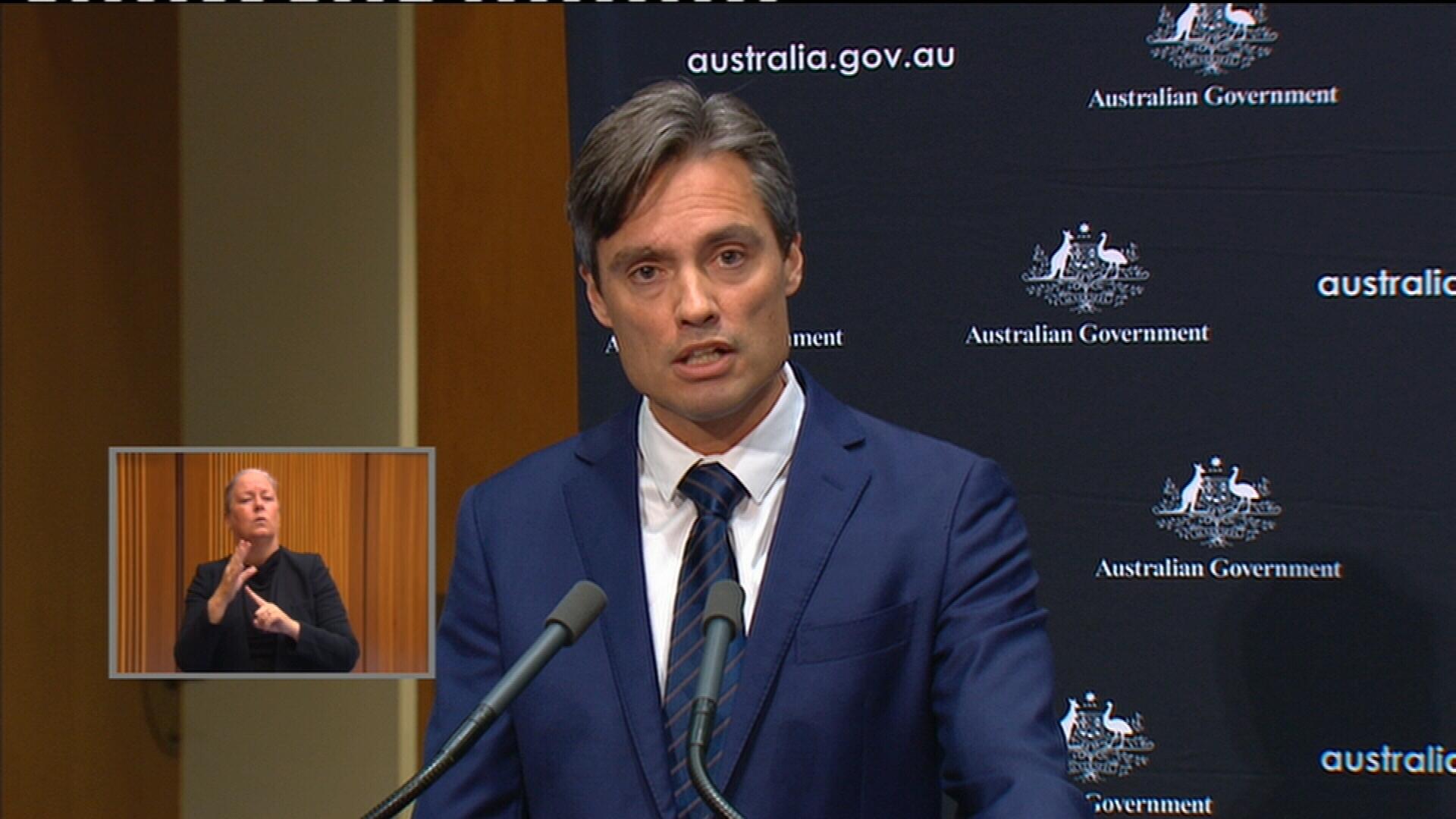 Coronavirus: Australia has 'more than sufficient' ventilators