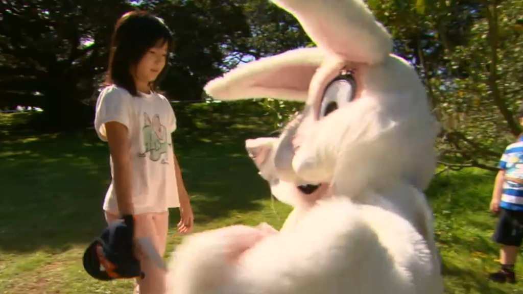 Coronavirus: Easter Bunny cleared to make drop-offs