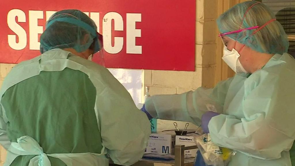 Seventh Tas virus death, national toll 64