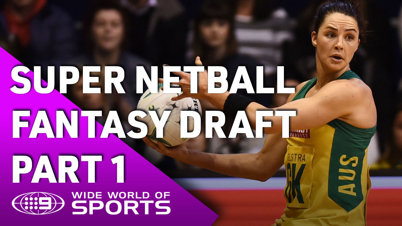 2020 Super Netball Fantasy Draft: The first two picks