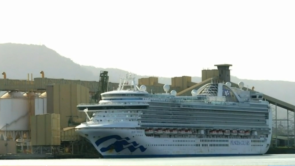 Family Of Ruby Princess Passenger Who Died Sue For Wrongful Death