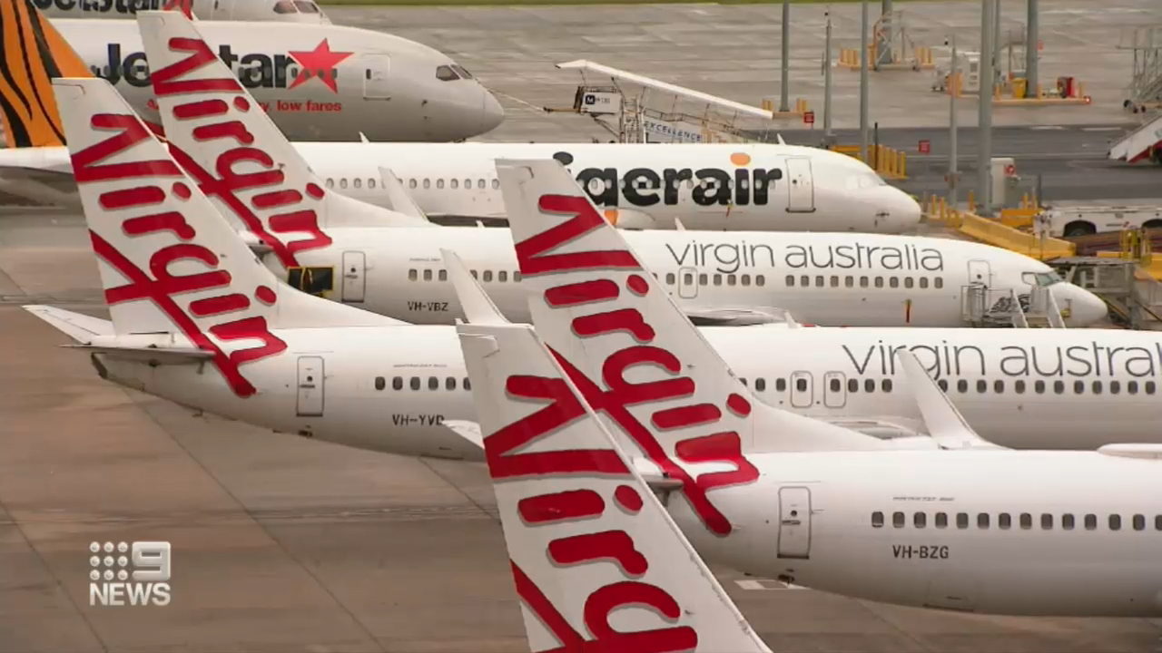 McCormack statement on Virgin Australia