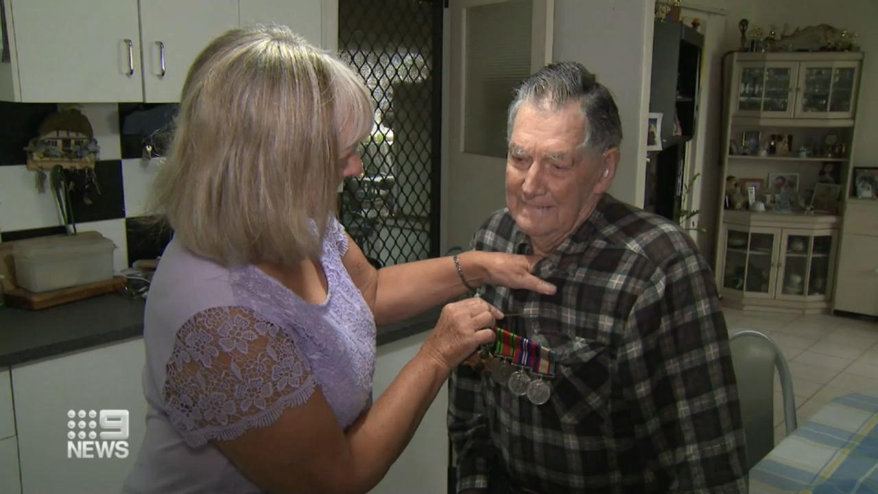 Coronavirus: Family of veteran find new way to commemorate