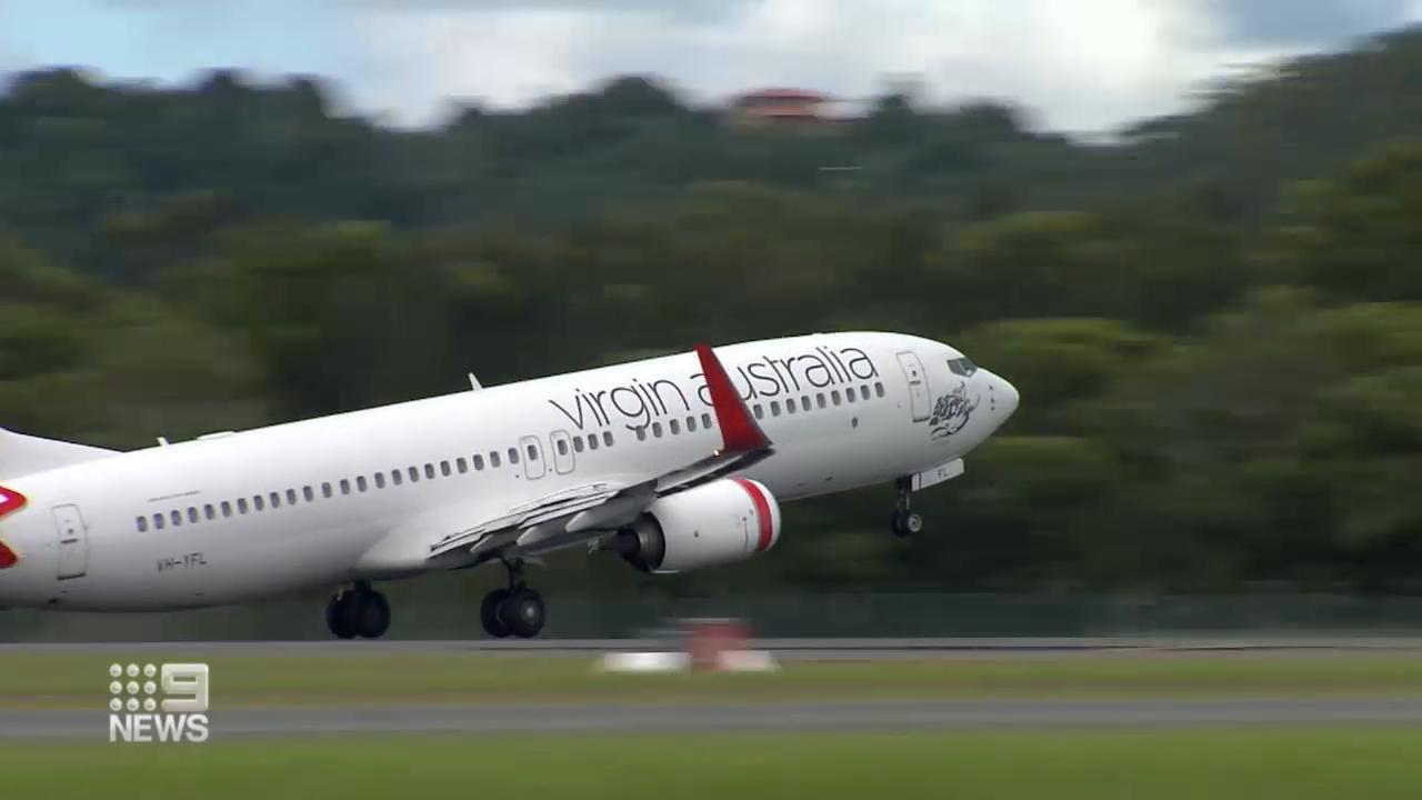 Coronavirus: Virgin Australia to come back 'stronger and fitter'