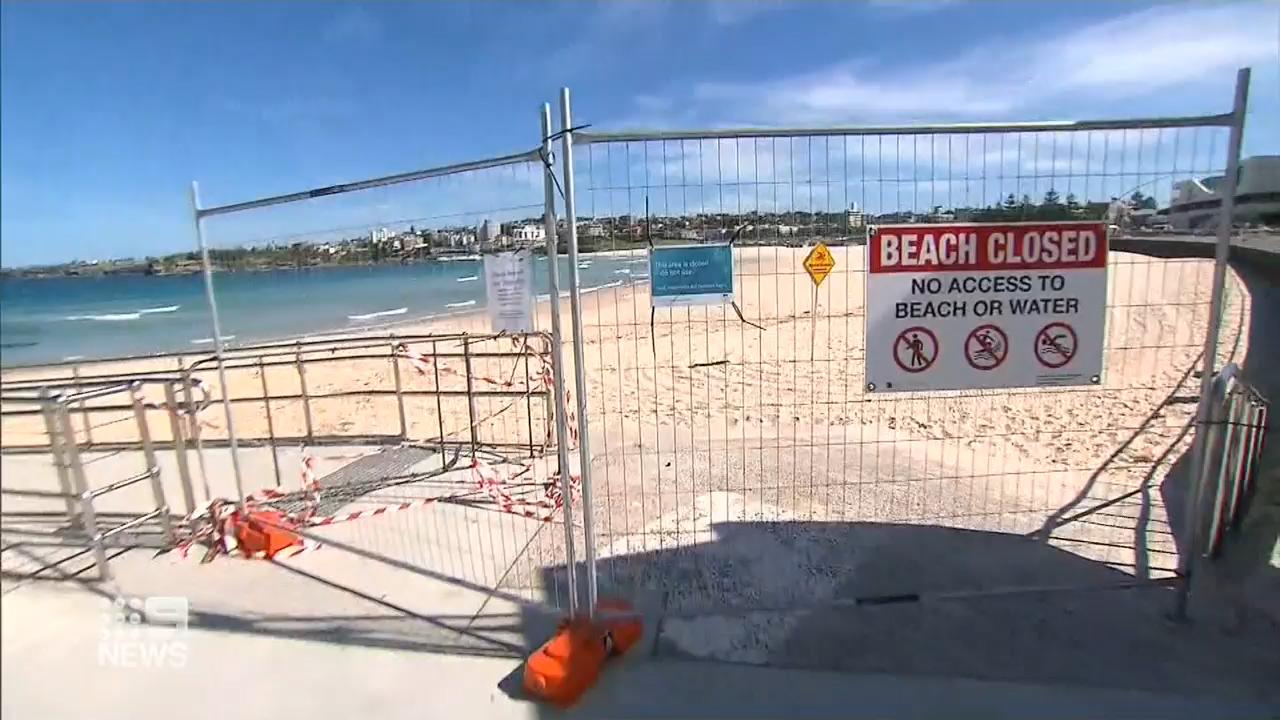 Coronavirus: Swimming to be allowed at Bondi