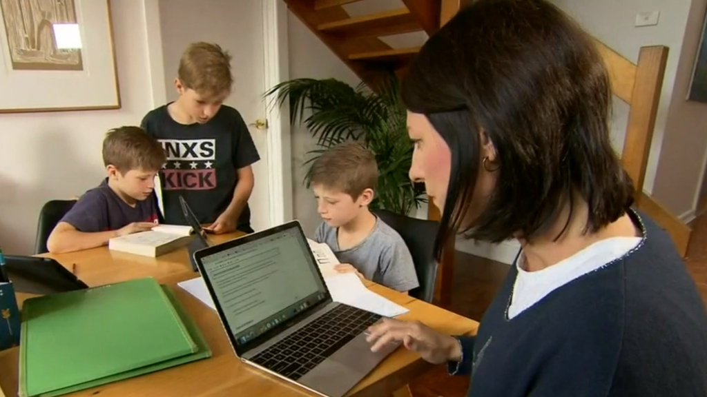 How Dalby State School is adapting to online learning