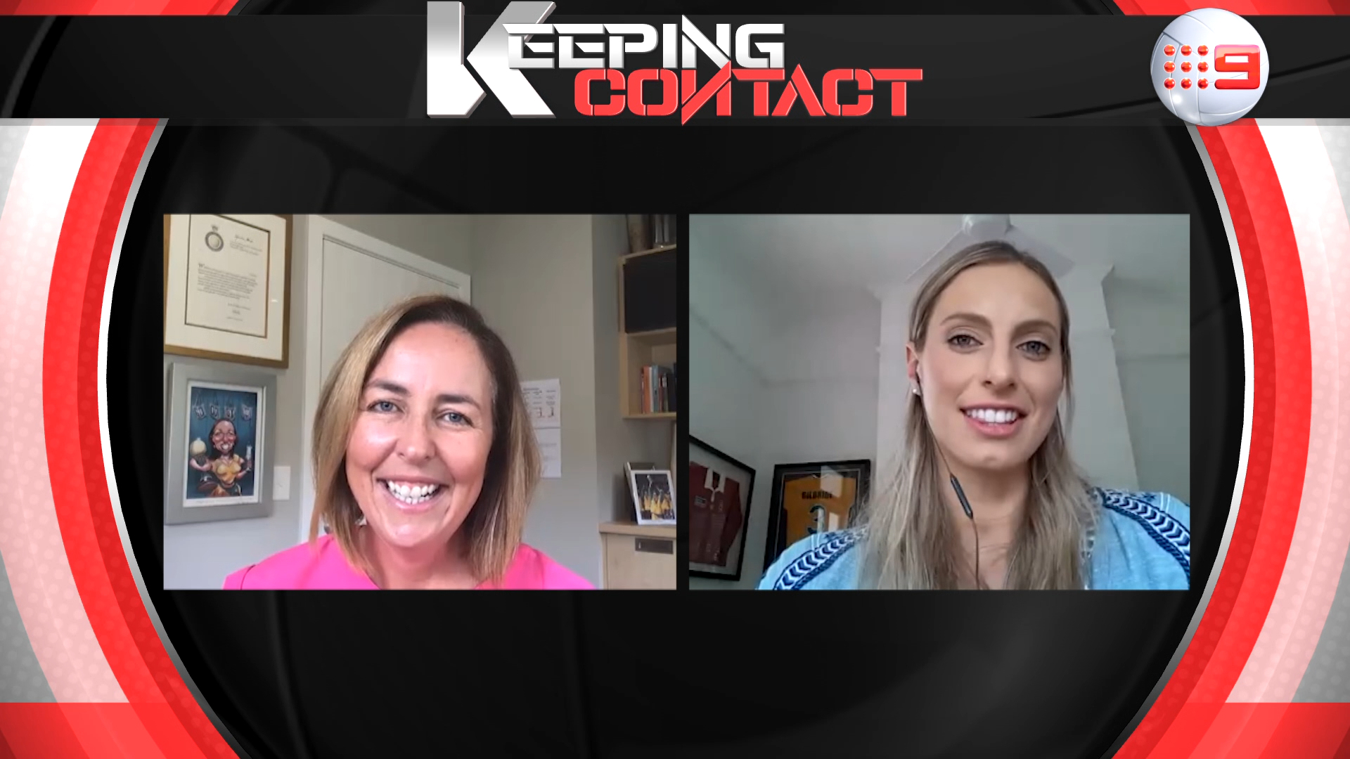 Episode 1: Keeping Contact