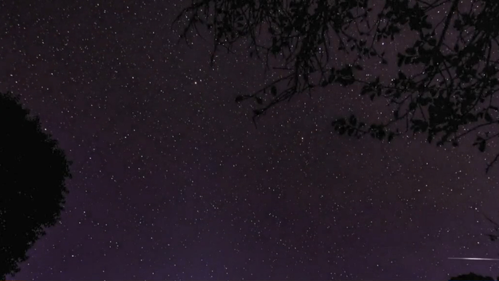 Meteor shower from Halley's comet to peak Tuesday night
