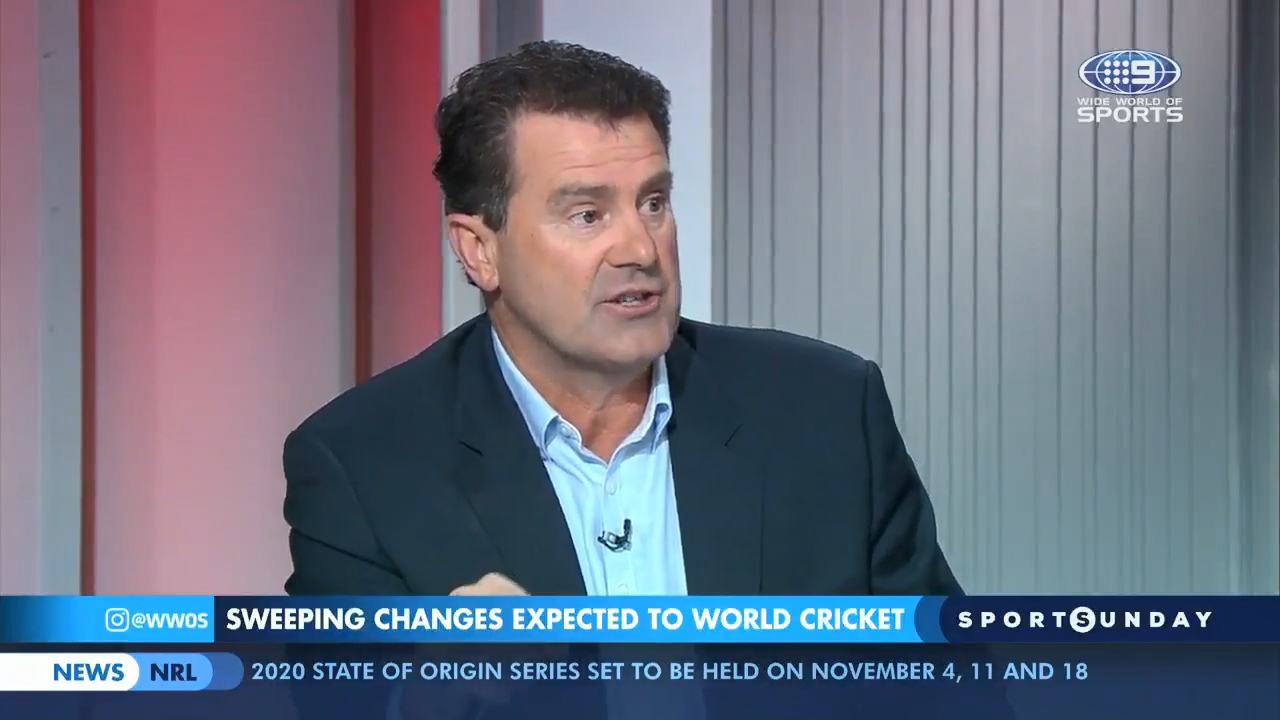 Taylor discusses the impact of a postponed T20 World Cup