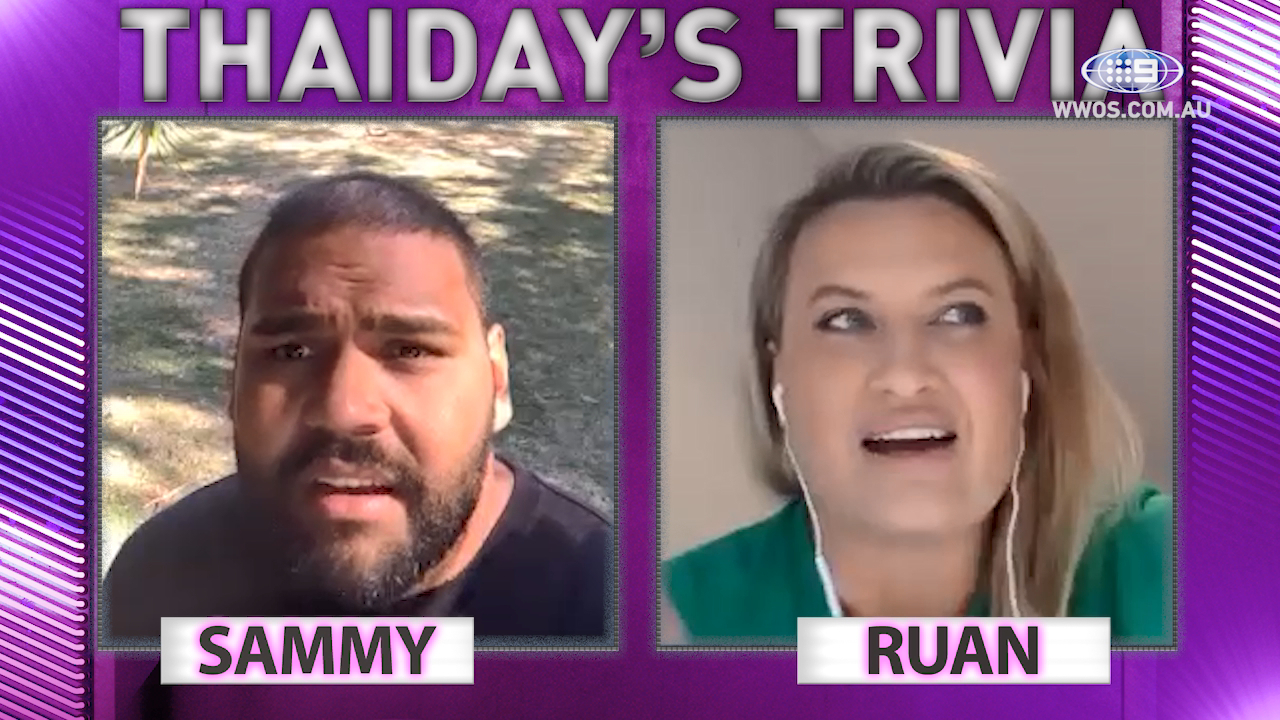 Thaiday's Friday Trivia: Episode 7
