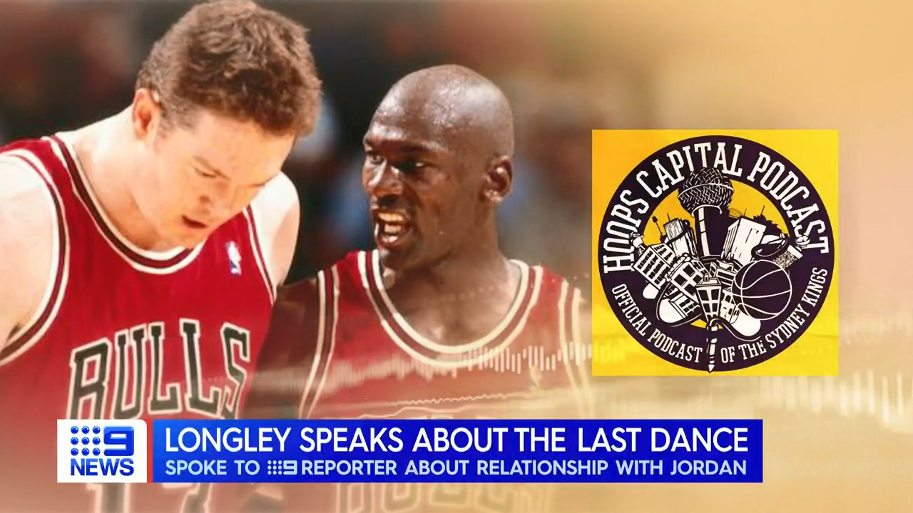 Longley speaks on relationship with Jordan