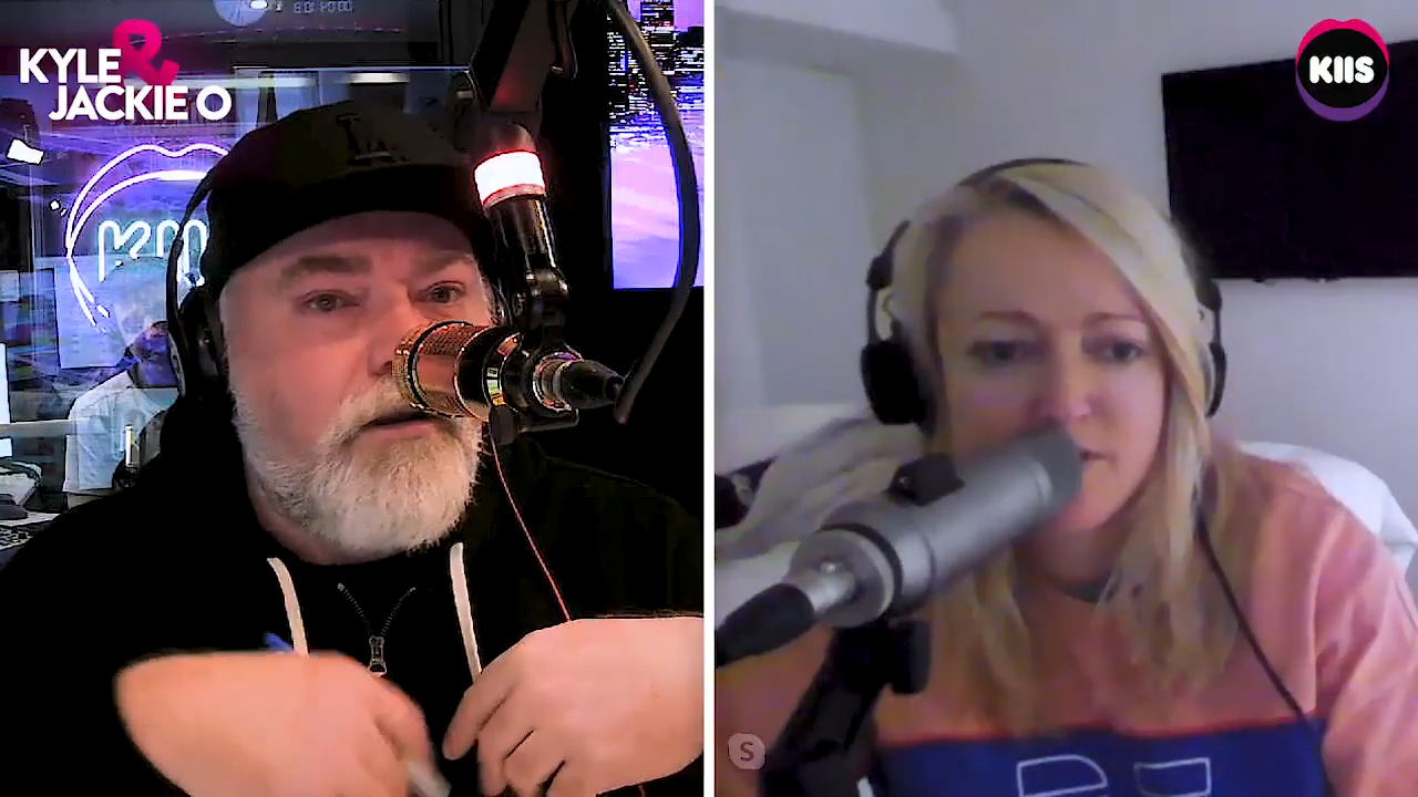 Kyle Sandilands reveals real reason for tears on 60 Minutes