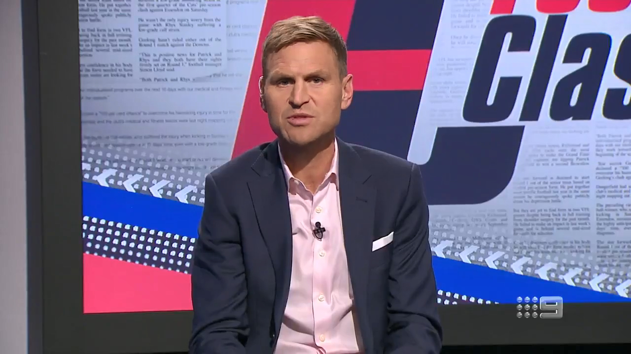 Cornes rips Robbo's AFLW call