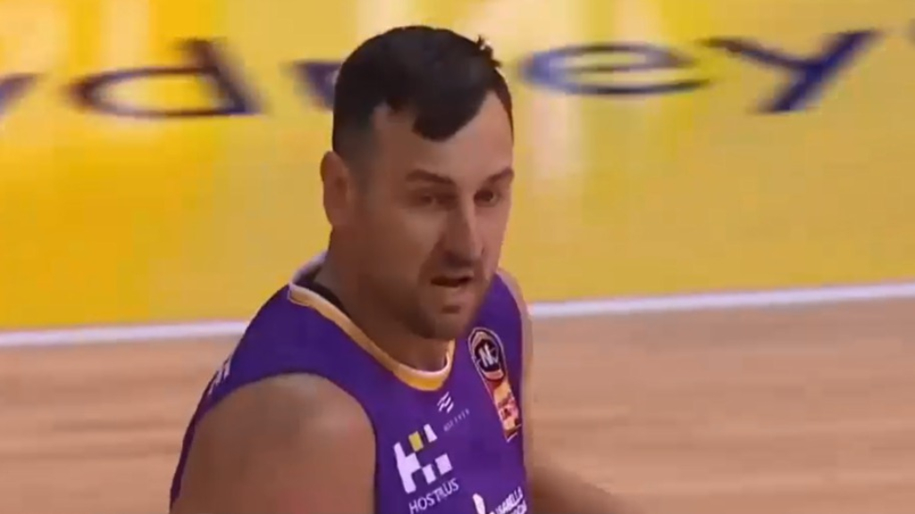 Andrew Bogut quits Sydney Kings as he announces he won't re-sign for 2020-21 NBL season