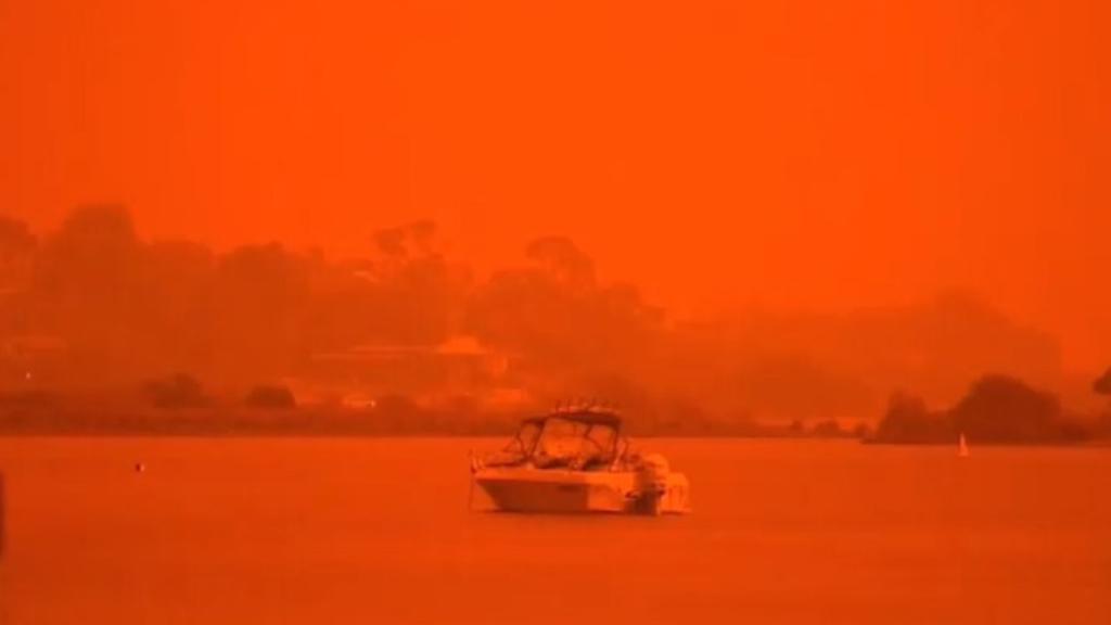 Bushfire smoke killed hundreds last summer
