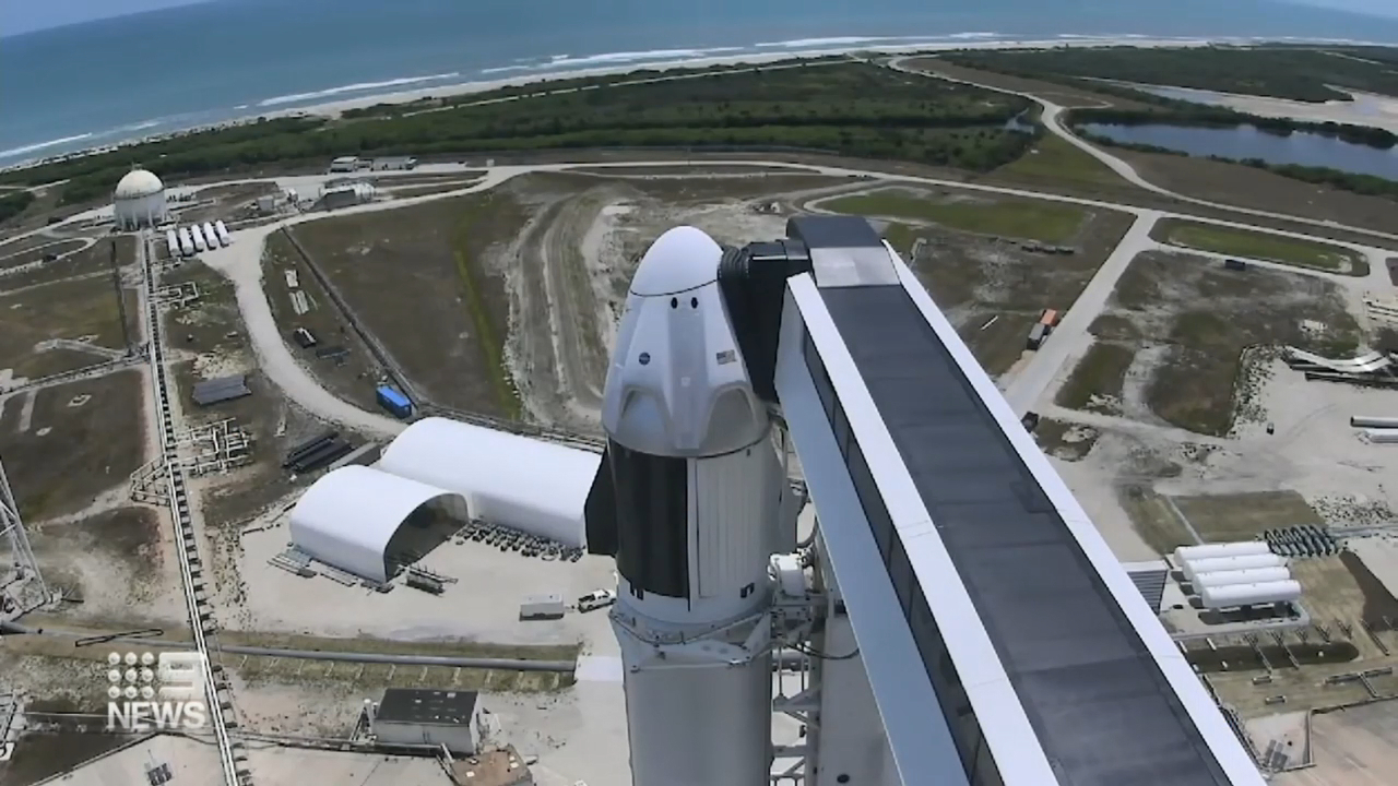 NASA and Space X to launch